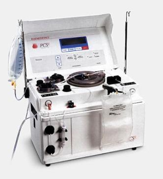 plasmaferesis makina