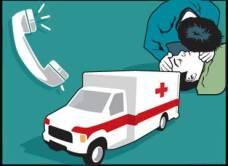 primeros-auxilios-ambulancia-en-dibujo