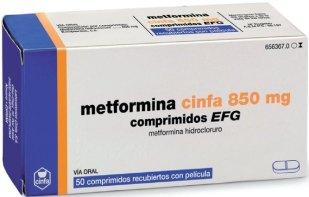 Metformina-Glucophage