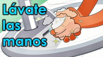 lava manos
